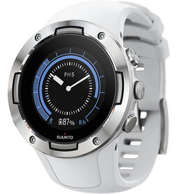 Suunto Suunto 5 Multisport GPS Watch, white